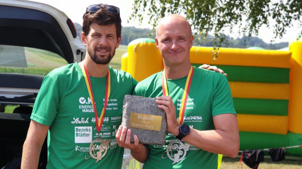 Burgenland 100 - Markus Steinacher und Jan Duk