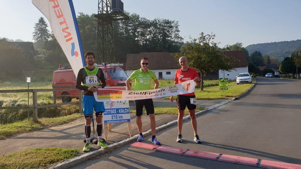 Burgenland 100 - Markus Steinacher, Jan Duk und Daniel Strobl
